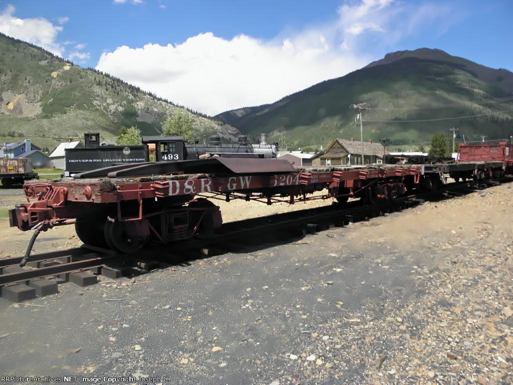 Denver & Rio Grande Western 6204