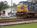 Just another ole CSX move through the funnel