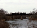 35Q heads south across the Rapidan River