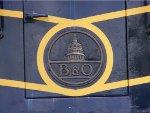 PESX 722 B&O Medallion
