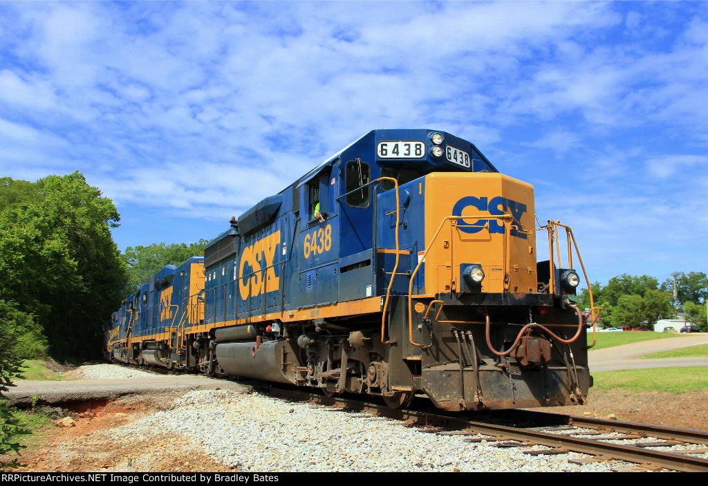 CSXT Lineville Sub / Eastern Alabama Railway Connection