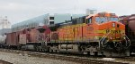 BNSF 4309 with CP 9561