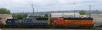 CSX 8781 -  BNSF 2236