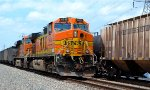 "BNSF ""Pumpkins"" on the Point"
