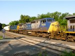 CSX 7890 and 1318