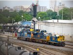 CSX 1128, 3131, and 4732