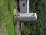 Yard air storage tank