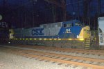 CSX AC44CW 64 trails on Q410