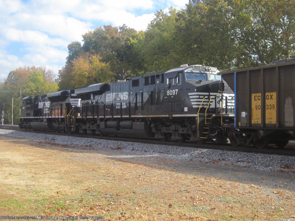 NS 8097 & NS 1087