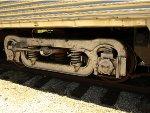BC Rail bearing caps