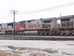 BNSF 635