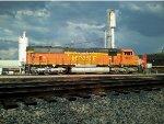 BNSF 9993