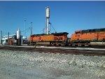 BNSF 5675