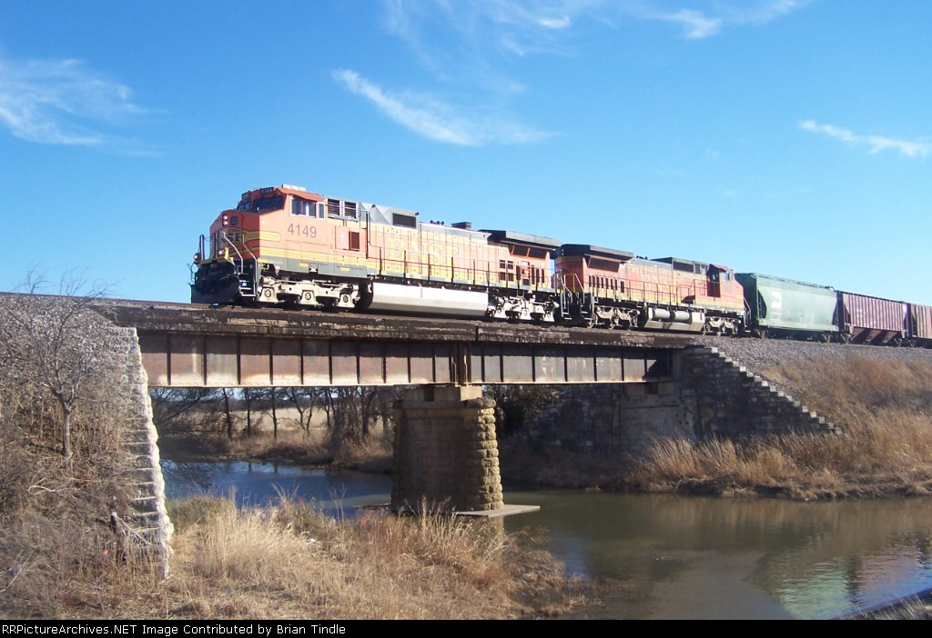 BNSF 4149
