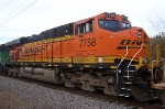 BNSF 7758