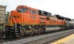 BNSF 9055