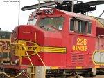 BNSF 226