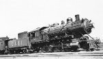 CEI 2-8-0 #897 - Chicago & Eastern Illinois