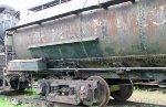 SP 975 tender truck engineers side