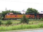 BNSF C44-9W 5242