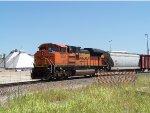 BNSF SD70ACe 9051