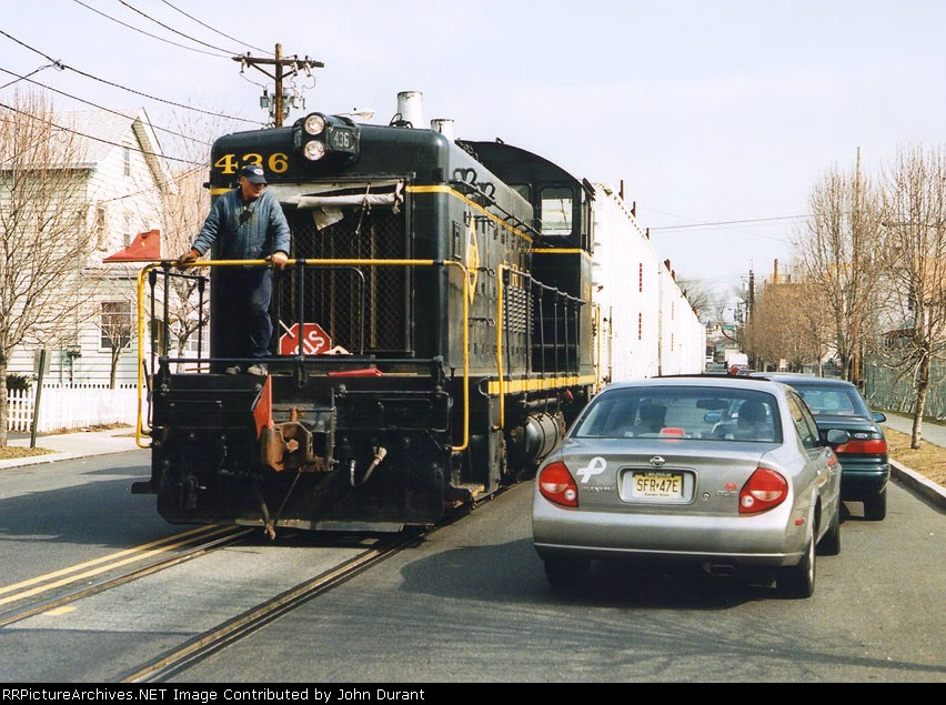 Railroad vs. Motorists