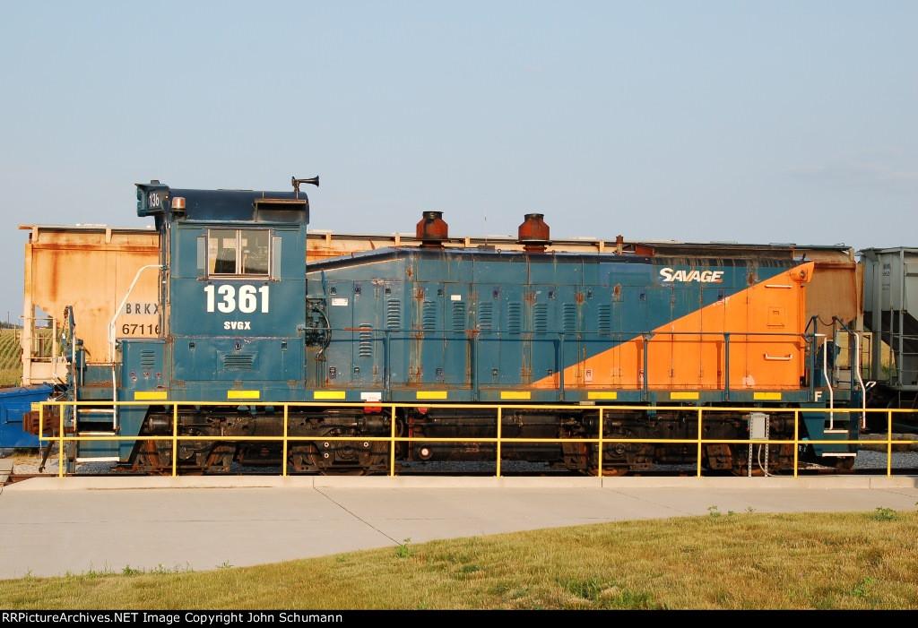 Savage Davenport Railroad (SDR)