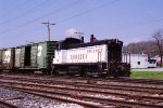 Davenport, Rock Island & Northwestern (DRI)-original shortline