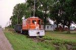 Iowa Traction Railroad (IATR)
