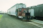 Strasburg (SRC) freight-original shortline