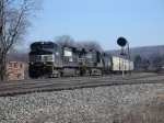 Westbound tonnage cruises downgrade past the PRR signals