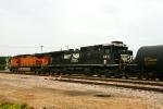 NS 8831, BNSF 4745