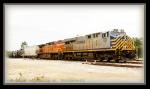 CREX 1207, BNSF 4850