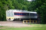 DOT/FRA DOTX 219/223 & BNSF 5510 - Office of Safety Inspection Train