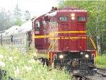 Lester River Train