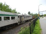 RDCs on Lester River Train