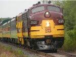 Soo Line Streamliner #2500