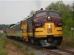Streamliner Special Train