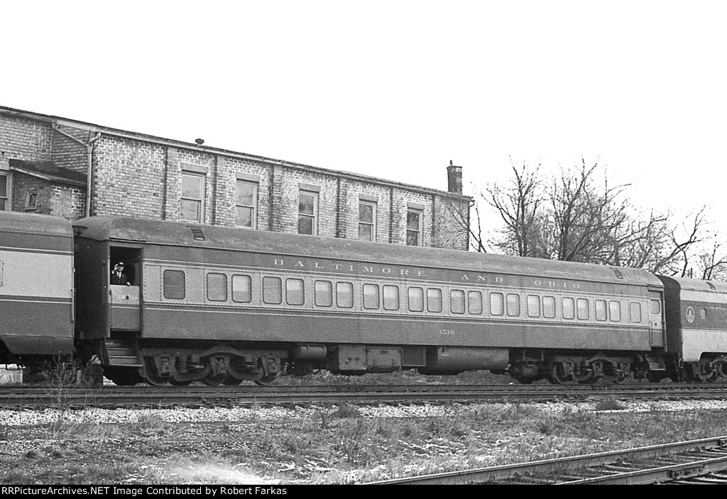 B&O 3516 (Passenger car)