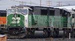 BNSF 1447 - BNSF 1473
