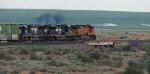 BNSF 4890 - NS 2752 - NS 2580