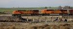 BNSF 5474 - BNSF 6197
