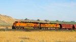 BNSF 6542 - BNSF 634
