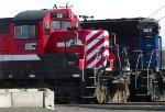 CBRW 12 and CBRW 608