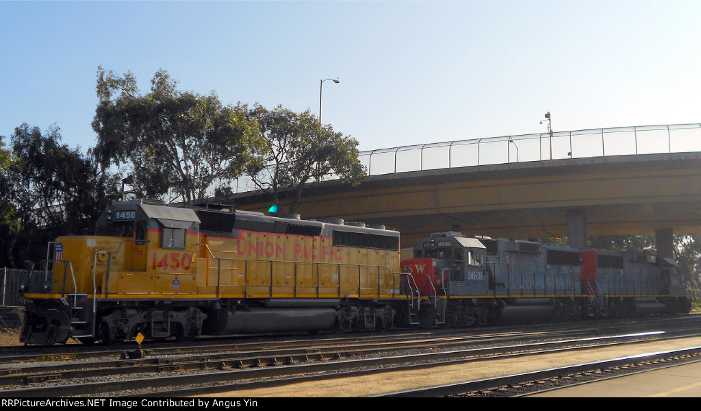 Switchers at South SF