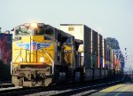 UP 8579+9774 in freight