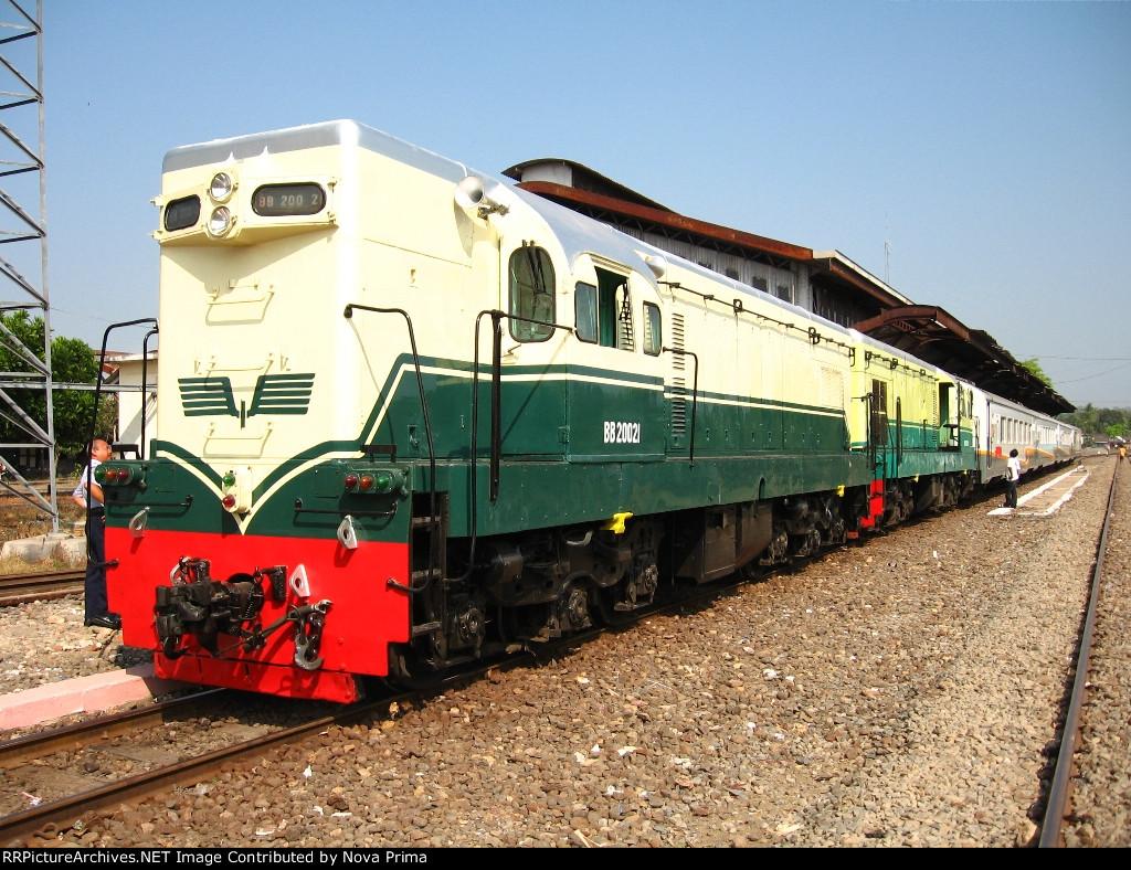 PT. Kereta Api Indonesia