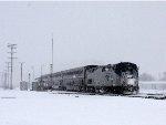 Rolling through a Texas Blizzard