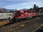 CP 4523 at Vancouver Waterfront