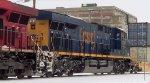 CSX 3007 trailing on CP 143